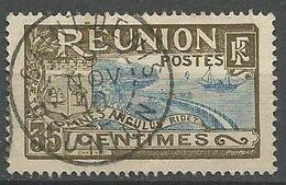 REUNION N° 65 CACHET ST DENIS - Usati