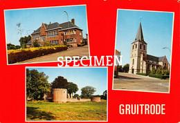 Kerk Kasteel  @  Gruitrode - Meeuwen-Gruitrode