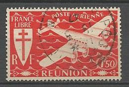 REUNION  PA N° 29 OBL - Posta Aerea