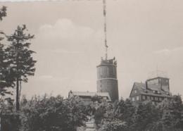 Brotterode - Grosser Inselsberg Im Thür. Wald - Ca. 1965 - Schmalkalden