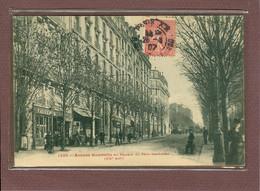 PARIS 20ème - AVENUE GAMBETTA AU SQUARE DU PERE-LACHAISE - TOUT PARIS N° 1436 - Distretto: 20