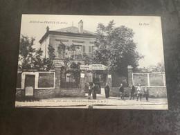 Carte Postale Roissy En France La Poste - Roissy En France