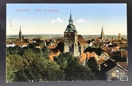 Ansichtskarte Lüneburg Blick Vom Kalkberg 1913 - Unclassified