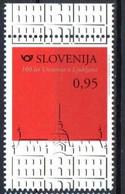 Slovenia 2019. 100 Years Of University Of LJUBLJANA. MNH - Slowenien