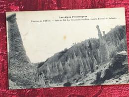 Théus Commune Française Située Dans Le Département Des Hautes-Alpes En Région Provence-Alpes-Côte D'Azur.-CPA-☛Salle De - Sonstige Gemeinden