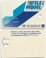 Portugal - Tele Movel Telecomunicaçoes  TLP Dummy Card - Portugal