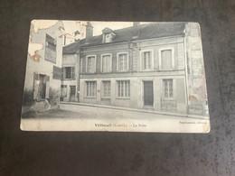 Carte Postale Vétheuil La Poste - Vetheuil