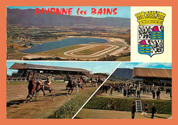 A663 / 097 01 - DIVONNE LES BAINS Hippodrome Cheval Multivues - Divonne Les Bains
