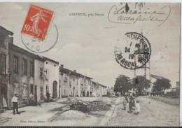 KERPRICH BELLE CARTE 1919 - Andere Gemeenten
