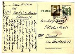 48801 - Pour  La SUISSE - Cartes Postales - Oblitérées