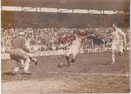 Sport Olympique De Marseille OM Red Star Gardien Di Lorto Football Stade Buisson Années 30 - Deportes