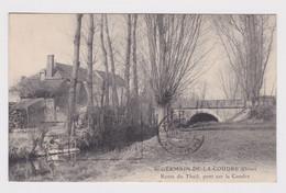 Saint Germain De La Coudre 61 - Route Du Theil Pont Sur La Coudre - 1933 - Other Municipalities