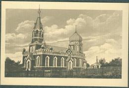 Pologne Polen Polska Ostrolenka Orthodoxe Kirche - Poland