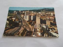 TOULON ( 83 Var ) L AUTOROUTE DU PONT DU LAS  VUE AERIENNE CITE HLM - Toulon