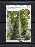 Timbre  Oblitére De L'ile Maurice  2019 - Mauritius (1968-...)
