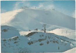 P5661 Abetone (Pistoia) - Panorama Del Monte Cimone Con La Seggiovia / Viaggiata 1979 - Altre Città