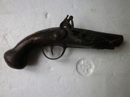 Petit Pistolet à Silex  Français Du 18ème - Altri