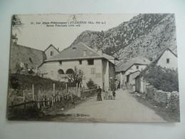 CPA / Carte Postale Ancienne / -Alpes - Saint Crépin - Andere Gemeenten