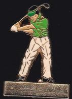 71789- Pin's-Golf - Golf