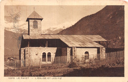 74-LE FAYET-N°T1099-E/0151 - Sonstige Gemeinden