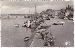 ST-GILLES CROIX De VIE :   Quai Du  Port-Fidèle (voiture, Bus) - Saint Gilles Croix De Vie