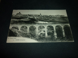 Cartes Postale Aveyron Rodez Train - Rodez
