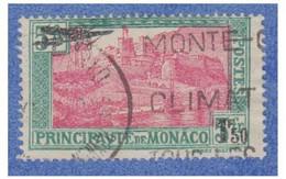 MONACO -- PA N° 1 Oblitéré -- - Poste Aérienne