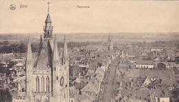 AK Yper - Panorama - Feldpost K.S. Infant.-Regt. - 1916 (56891) - Ieper
