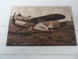 Cartolina  AEROPORTO DEL CINQUALE - 1946-....: Era Moderna