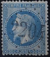 29B Obl GC 2204 Marcillat-d'allier (3 Allier ) Ind 7 ; Frappe Très Nette & TB Centrée - 1849-1876: Période Classique