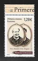 Andorre 2021 - Primeres Mestres Franceses ** (Les Premières Institutrices Françaises) - Unused Stamps