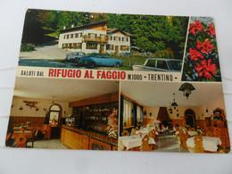 Cartolina  RIFUGIO AL FAGGIO VAL CONCEI - Alberghi & Ristoranti