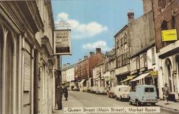QN - LINCOLNSHIRE - Lincoln - Queen Street (Main Street), Market Rasen  -  Neuf - Lincoln