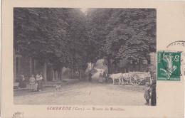 GIMBREDE/ Route De ROUILLAC - Unclassified