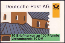 32 MH Altötting 1995, Postfrisch - Booklets
