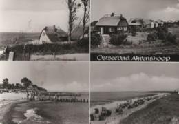 Ahrenshoop - 4 Teilbilder - 1982 - Stralsund
