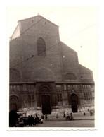 """12774 """" BOLOGNA-BASILICA DI S. PETRONIO-19/10/59 """" - VERA FOTO - Places"""