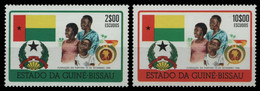 Guinea-Bissau 1975 - Mi-Nr. 356-357 ** - MNH - PAIGC - Guinea-Bissau