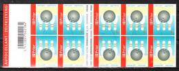 B72  Bowling - Bonne Valeur - Oblit. Centrales - LOOK!!!! - Markenheftchen 1953-....