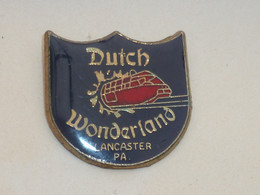 Pin's MONORAIL DUTCH WONDERLAND - Otros