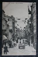 CPA Nord - Lille (59000) – 61. Rue De Béthune – ELD – Animée – A Voyagé En 1908. - Lille
