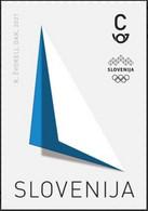 SLOVENIA 2021,NEW 12.07.,OLYMPIC GAMES TOKYO,MNH - Slovénie