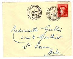 48822 - CERES Non Dentelé Vermillon - 1921-1960: Moderne