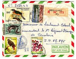 48826 - 5 TP De DIEGO SUAREZ - Madagascar (1960-...)