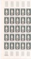 France - 1957 -  1/2 Feuille Du Y&T N° 1112** - George Sand - Ongebruikt