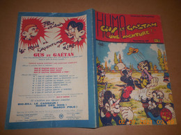 Gus Et Gaetan N°9 Année 1949 Be - Other Magazines