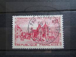 "VEND BEAU TIMBRE DE FRANCE N° 1718 , OBLITERATION "" PAU "" !!! - Used Stamps"