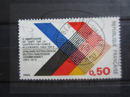 "VEND BEAU TIMBRE DE FRANCE N° 1739 , OBLITERATION "" BEAULIEU-SUR-MER "" !!! - Used Stamps"