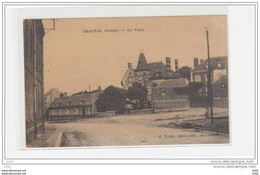 SOMME BEAUVAL LA PLACE - Beauval