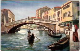 61lp 521 CPA - VENICE PONTE DEGLI GUGLIE - Paintings